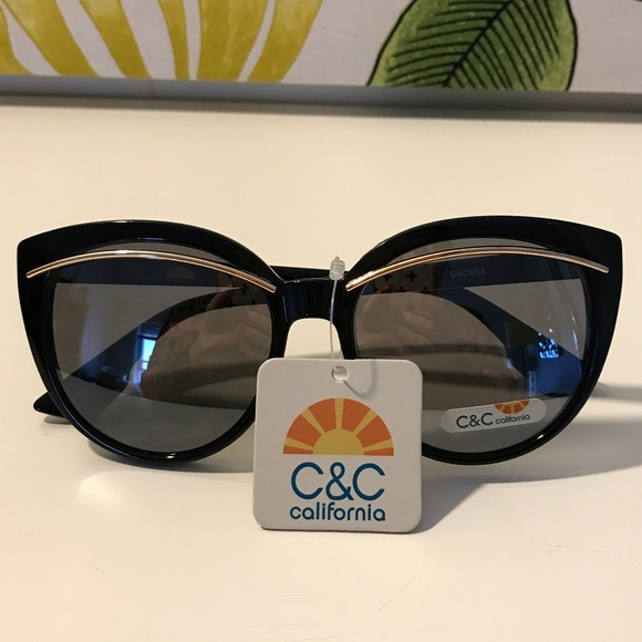 C&C California Accessories - C&C California sunglasses